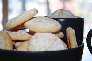 Przepis na ciasteczka migdałowe