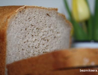 chleb gryczano ryżowy