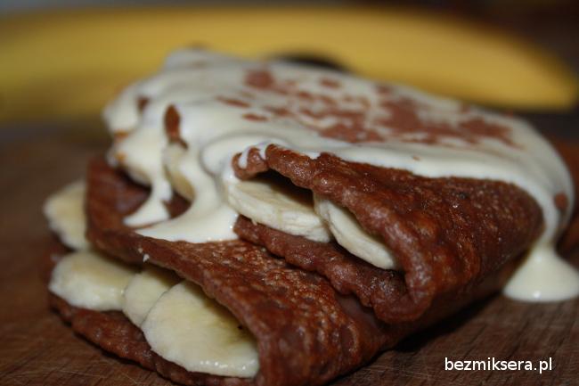 Naleśniki czekoladowe 1