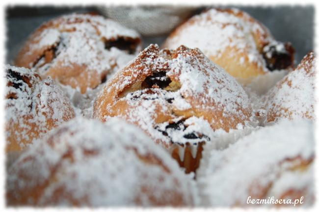 Muffiny na mleku i oleju