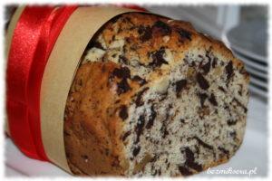 Keks czekoladowo-orzechowy