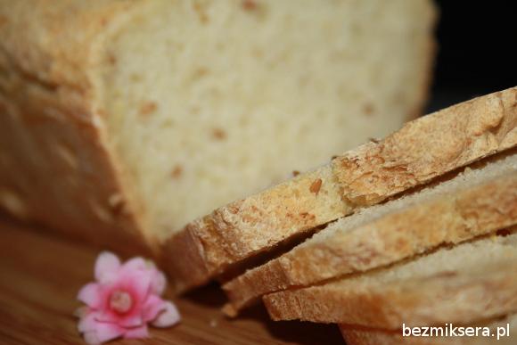 Przepis na chleb mleczny prosty