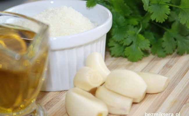 Przepis na makaron aglio olio
