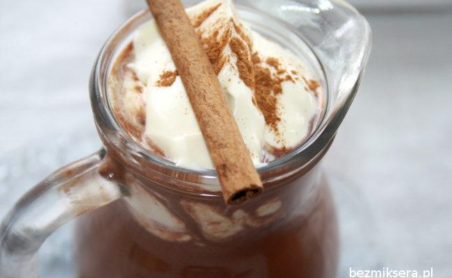 Przepis na czekoladę na gorąco