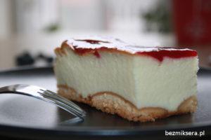 sernik jogurtowy pieczony