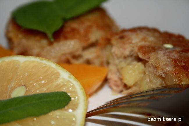 Kotleciki z tuńczyka