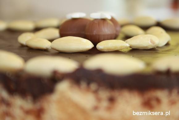 szybki mazurek czekoladowy