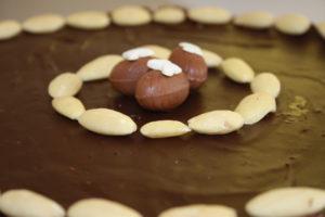 mazurek czekoladowy prosty