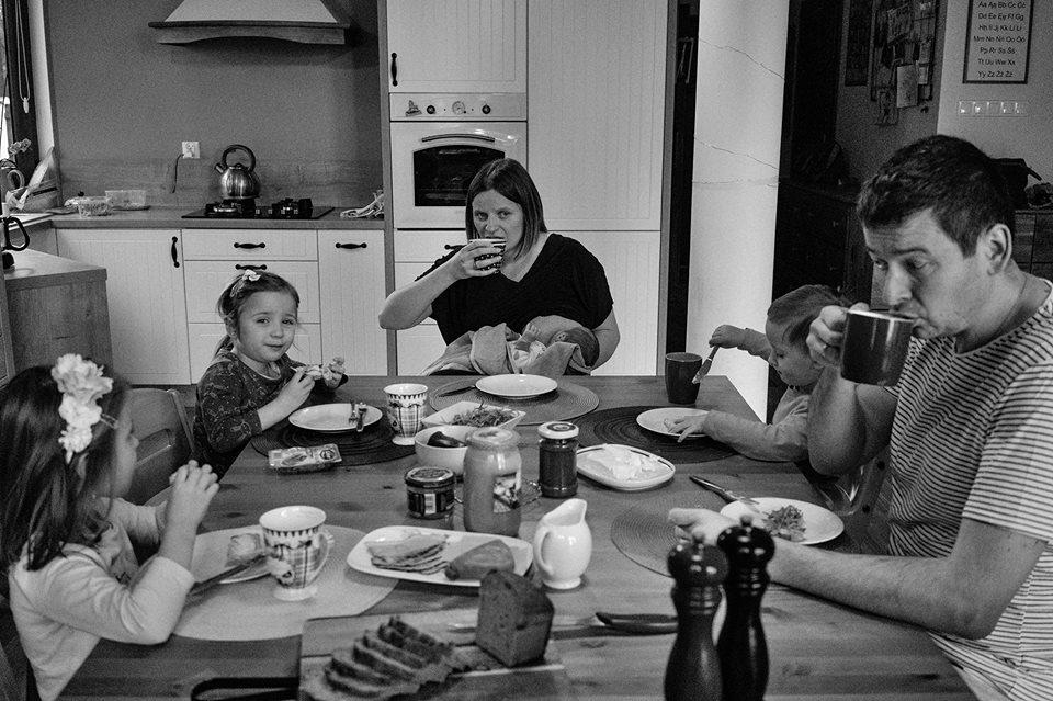My w wydaniu saute – dokumentalna fotografia rodzinna