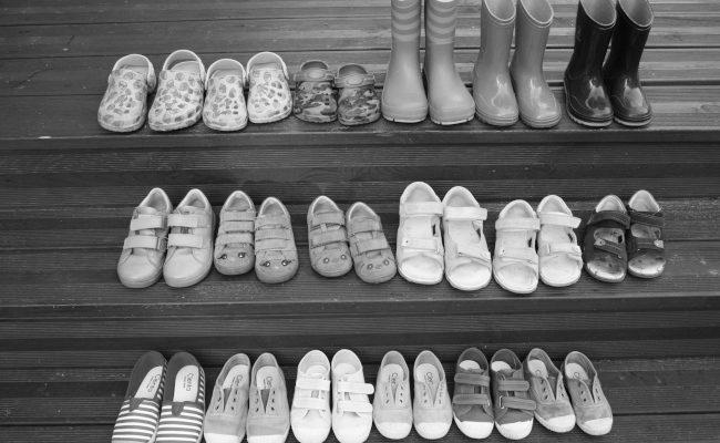 Kupiłam buty – 18 par