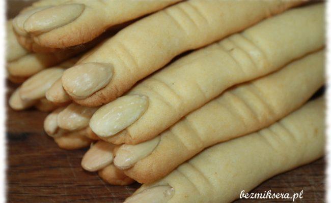 """Przepis na """"palce czarownicy"""""""