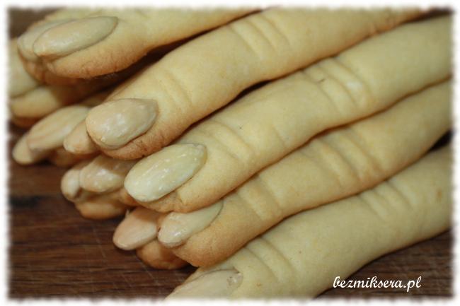 Ciasteczka – palce czarownicy