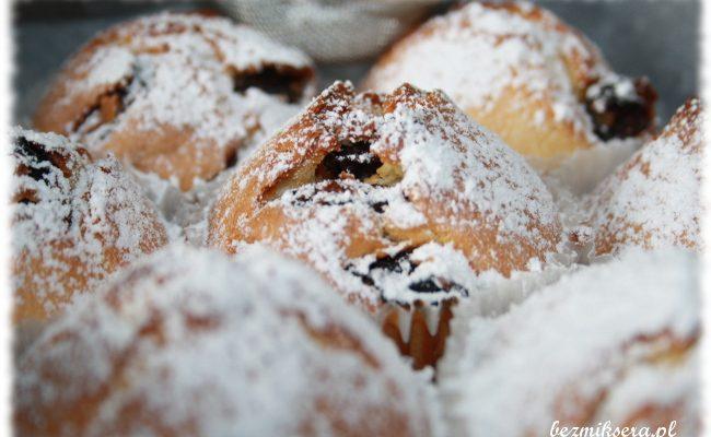 Przepis na muffiny z rodzynkami